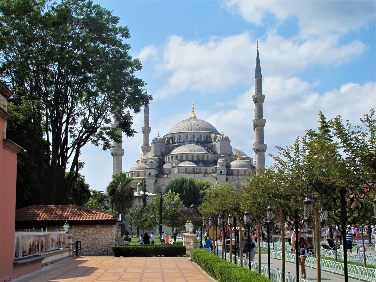 Destination 1: Istanbul - 4 Nights