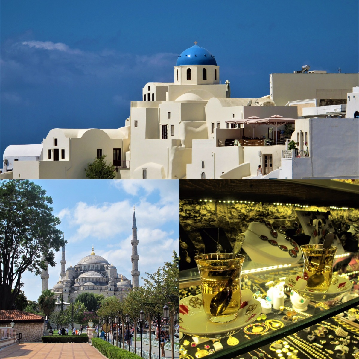 Turkey and Greece:15 Days - 4 Destinations