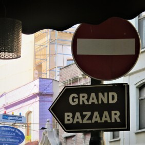 To the Grand Bazaar