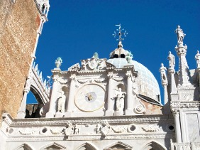 San Marco Basilica, view from Palazzo Ducale